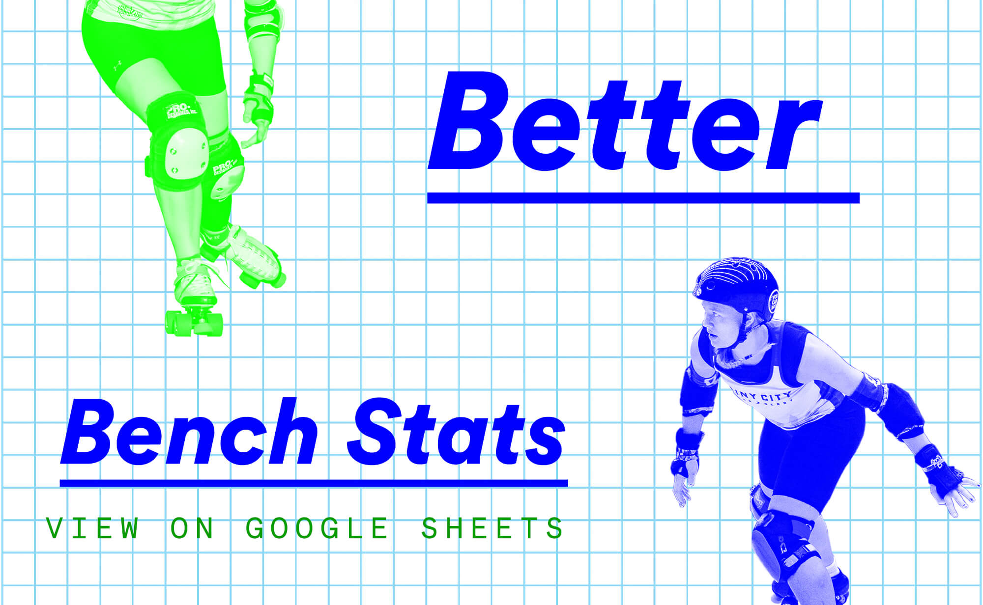 get better bench stats our new tool rainy city roller derby
